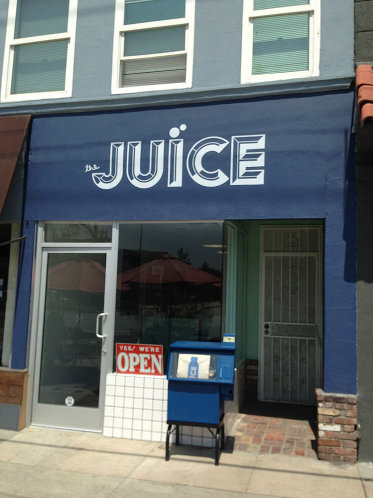 Juice in Atwater Village