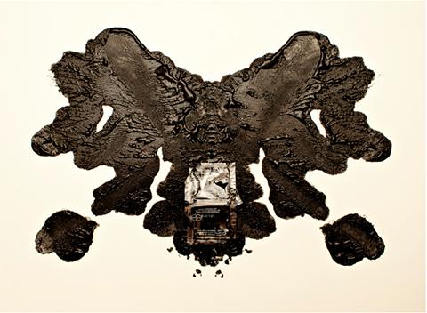 Rorschach by Esther Lobo