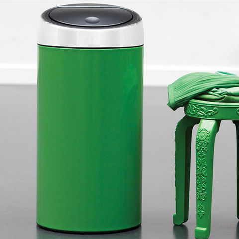 Durable touch bin by Brabantia