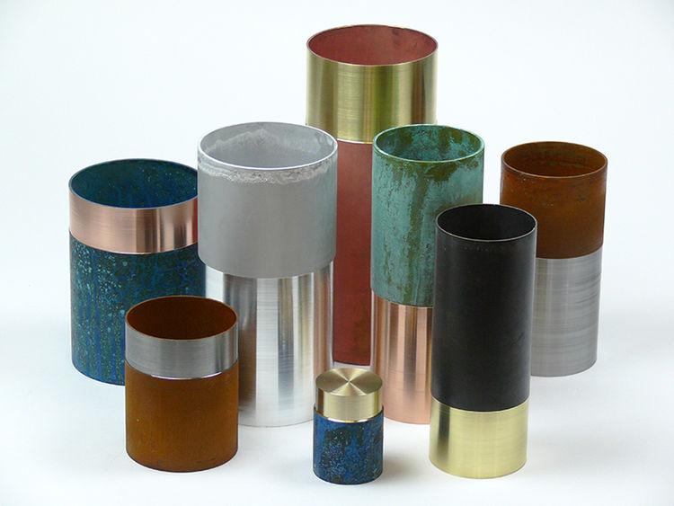 True Colors vases by Lex Pott