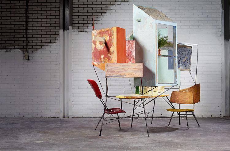 Installation by Sander Wassink