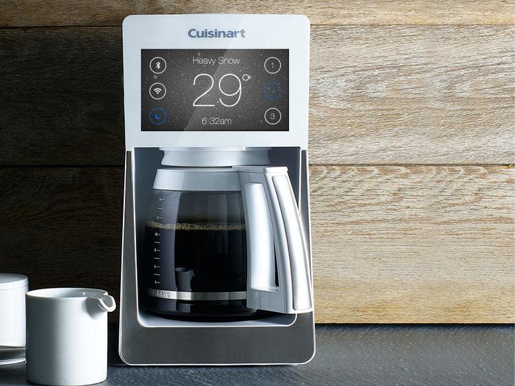Coffee pot iOS 7