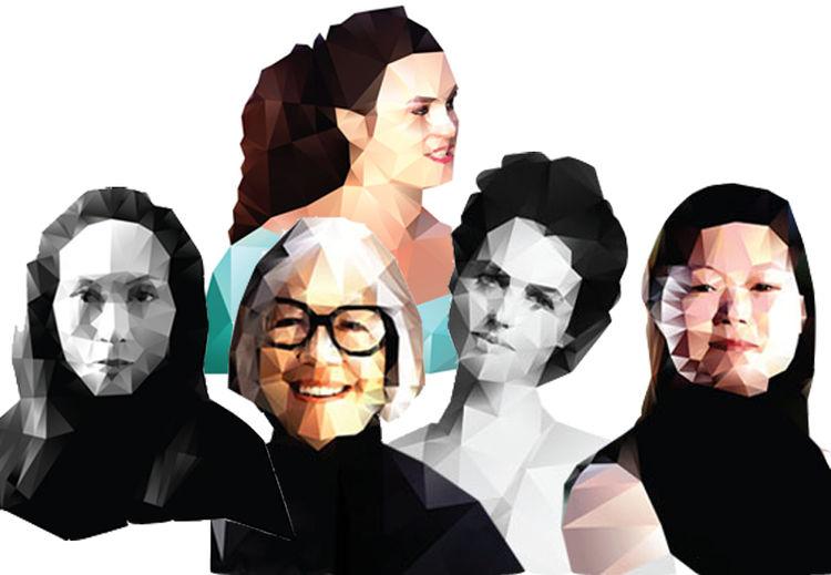 Women architecture US Pavilion Architecture Biennale