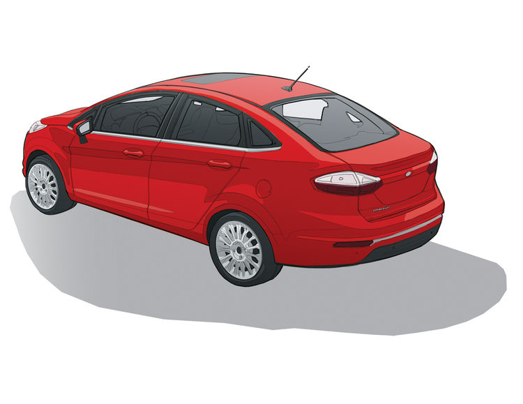 Fiesta by Ford