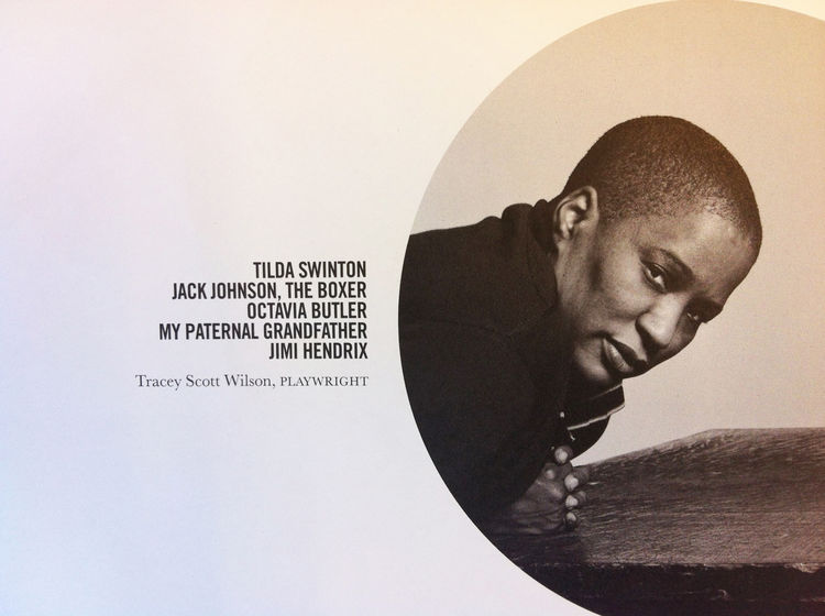 Tracey Scott Wilson