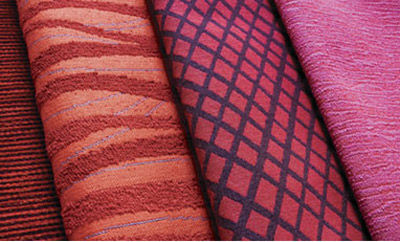 Angela Adams sustainable fabrics for Architex