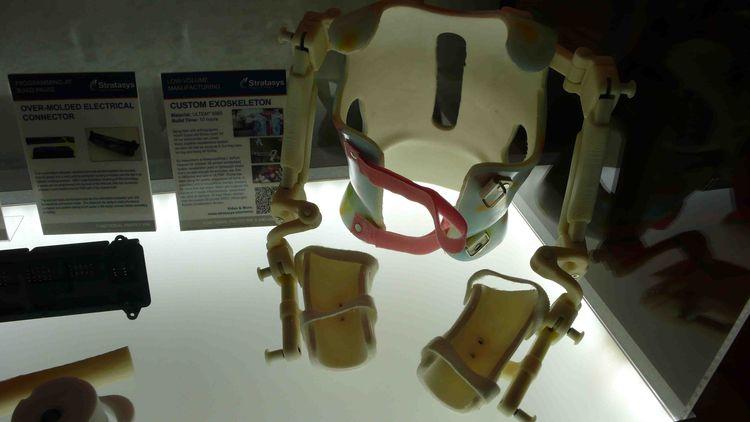 Custom exoskeleton