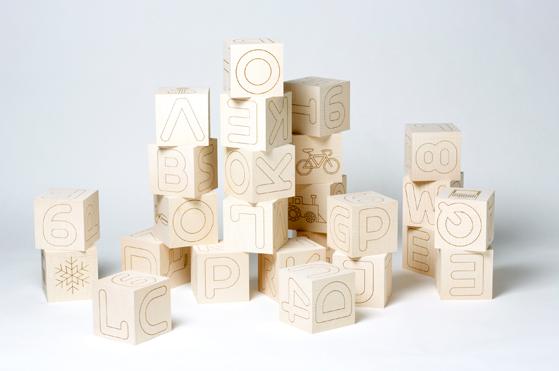 Font Block Set by Matti Syrjälä and Erik Bertell
