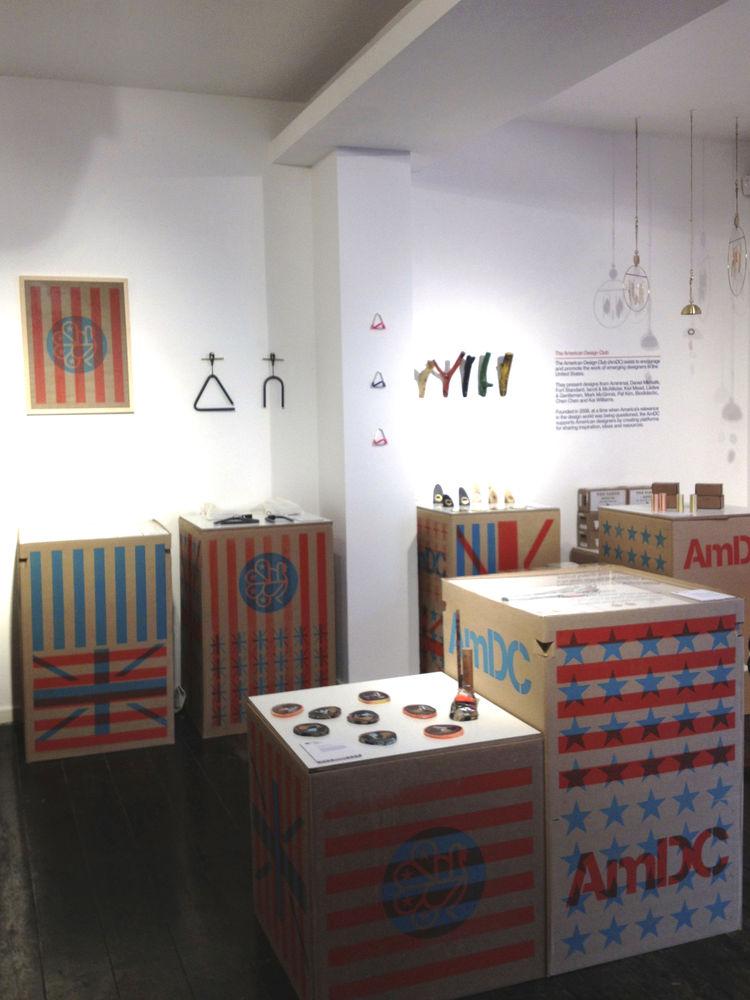 london design festival display
