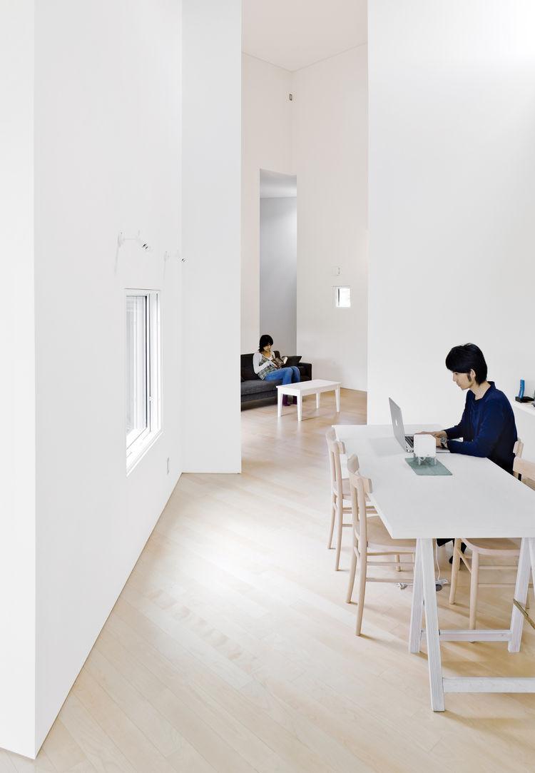 house o interior seating area