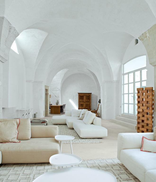 palomba living room interior