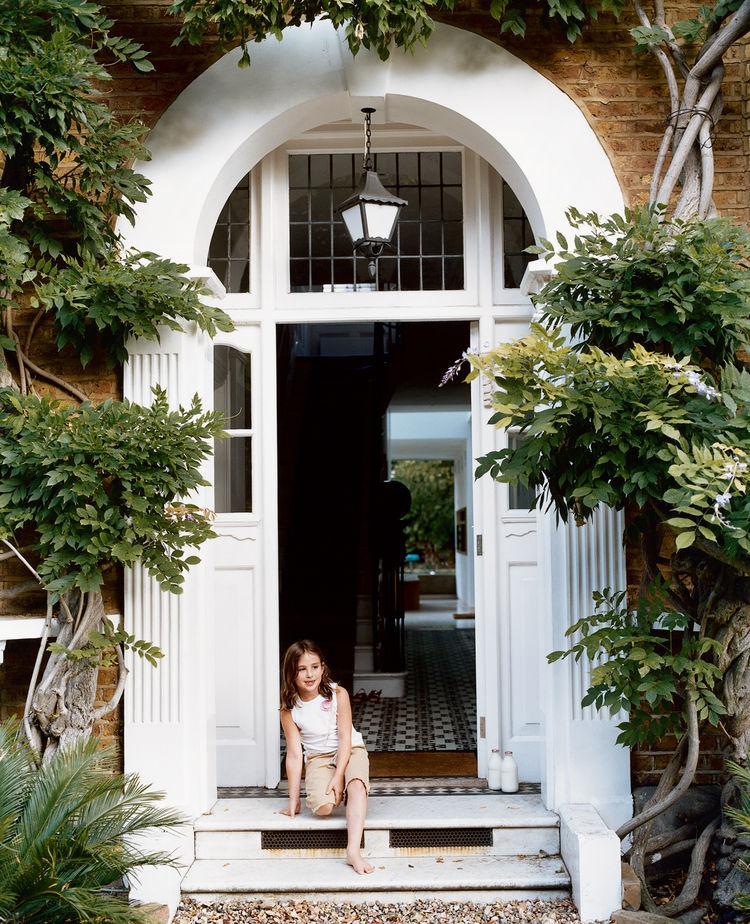 entryway victorian london exterior