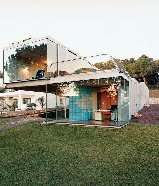 villa bio house exterior