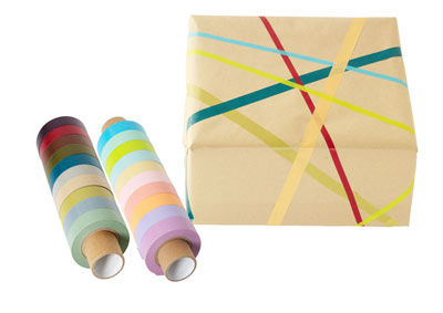 Design Within Reach holiday wrapping 2008