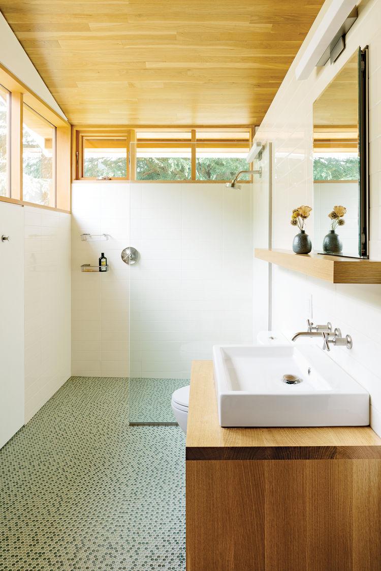 woodwork portland renovation interior bathroom