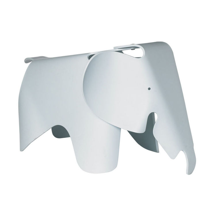 Eames Ice Gray Elephant Conran Shop Giftlab kids room toys baby