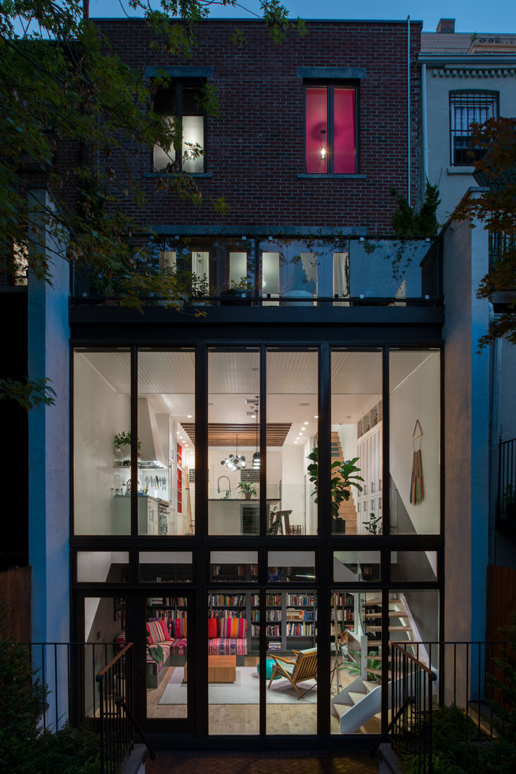 Jessica Helgerson Interior Design Brooklyn Brownstone