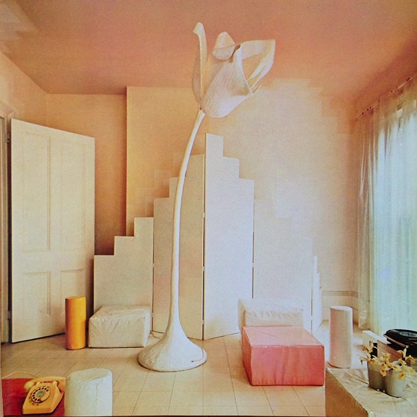 Wary Meyer Max Clendinning 1970s interior design photography Instagram