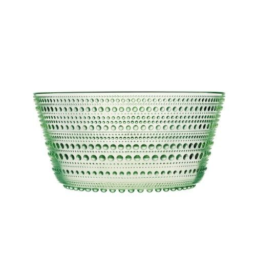 Kastehelmi Bowl - Apple Green