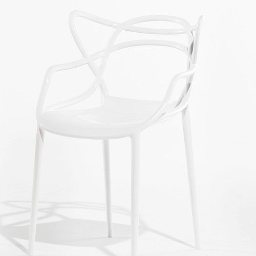 Masters Chair - White