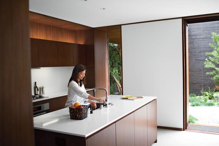 venice home interior kitchen