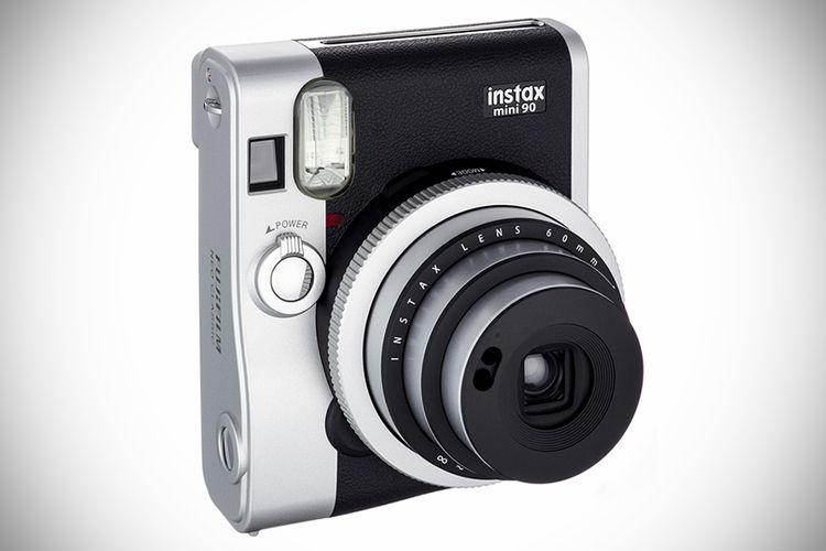 Fujifilm instant camera Polaroid Instax gift guide tech 2013