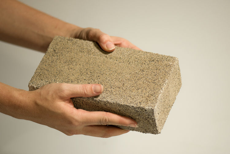 biomason technology durable bricks