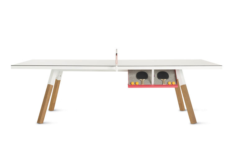 Design Within Reach RS Barcelona ping pong table modern design media room gift guide games