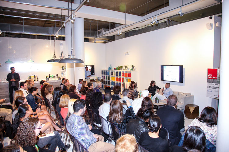 Dwell Design Discussion with Jonathan Adler and Dell's Tommy Lynn