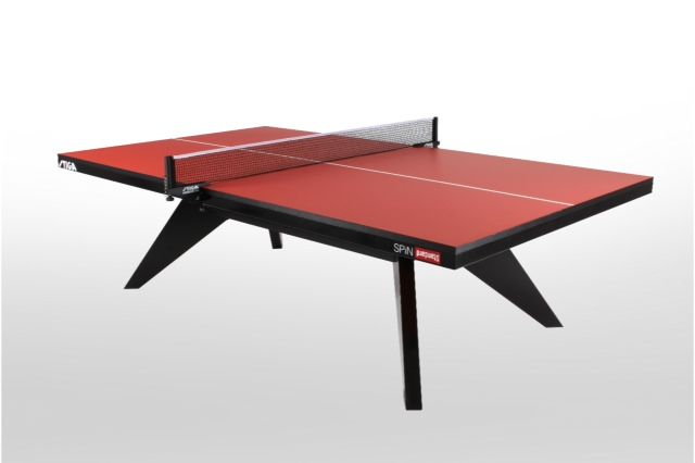 ping pong table The Standard Spin games gift guide