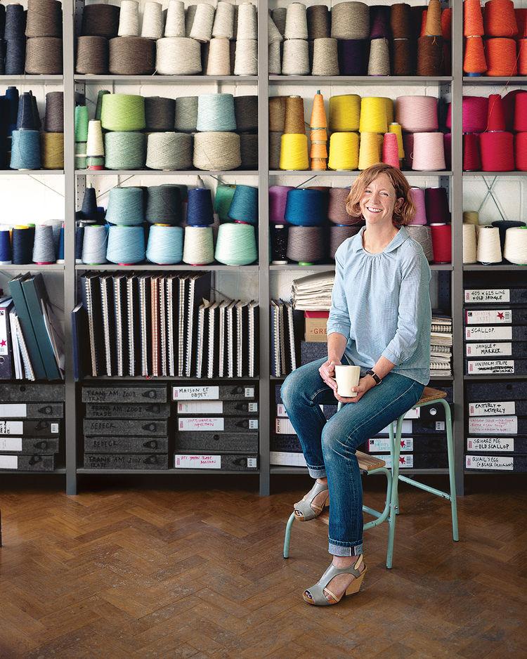 Eleanor Pritchard Deptford studio in London