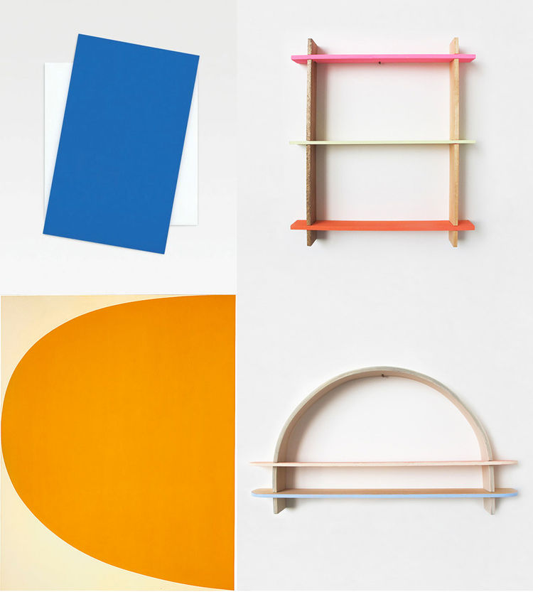 Ellsworth Kelly Chiaozzo abstract wall sculpture gift guide