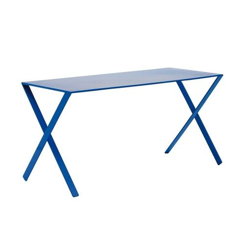 Bambi Table in blue designed by Nendo for Cappellini