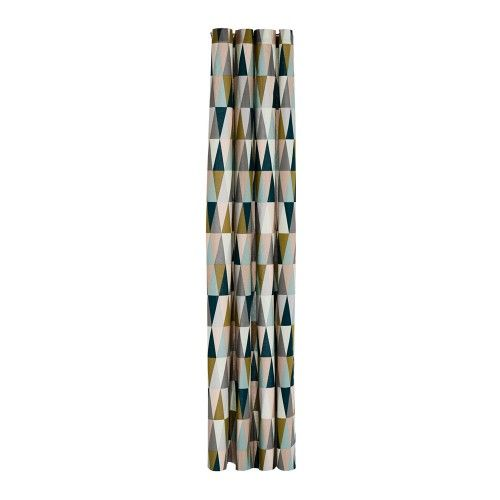 Spear Shower Curtain from designer Trine Andersen for Denmark's Ferm Living