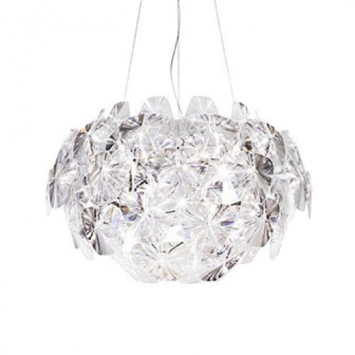 Hope Chandelier designed by Francisco Gomez Paz and Paolo Rizzatto for Luceplan