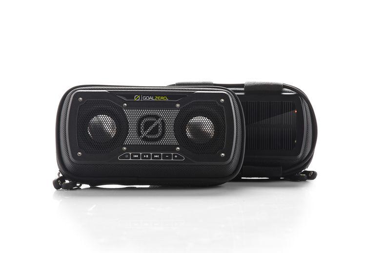Rock Out 2 solar speaker by Goal Zero