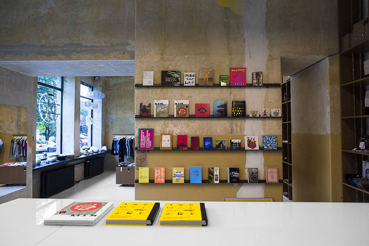 Geszeft boutique in Katowice, Poland