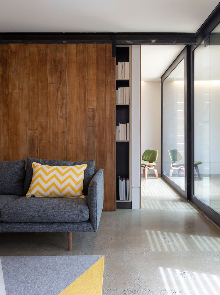 Stonewood house by breathe architecture interior living room