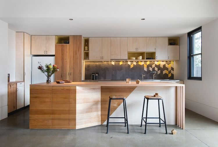 Stonewood home by breathe architecture interior