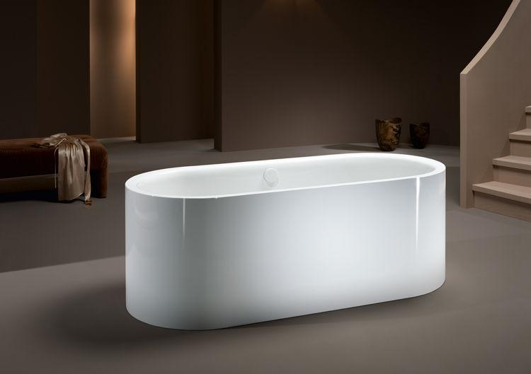 Centro duo Oval Kaldewei tub