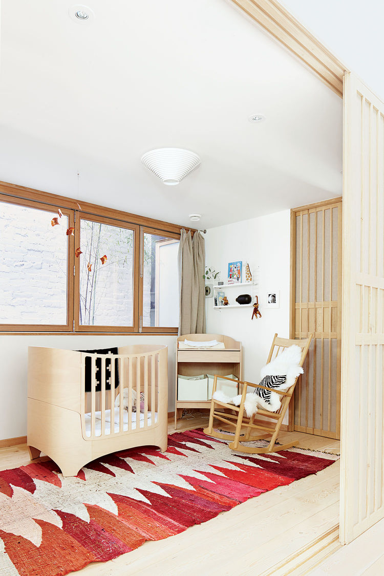 mjolk boutique owners renovate their Toronto dwelling interior kids room