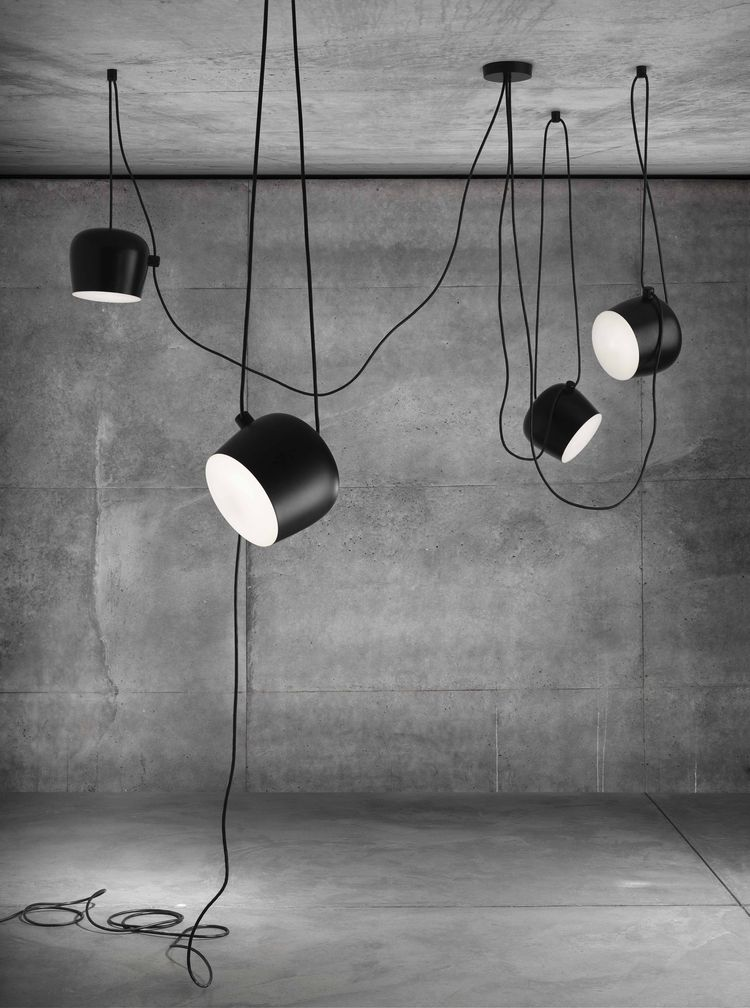 AIM lamps by Flos