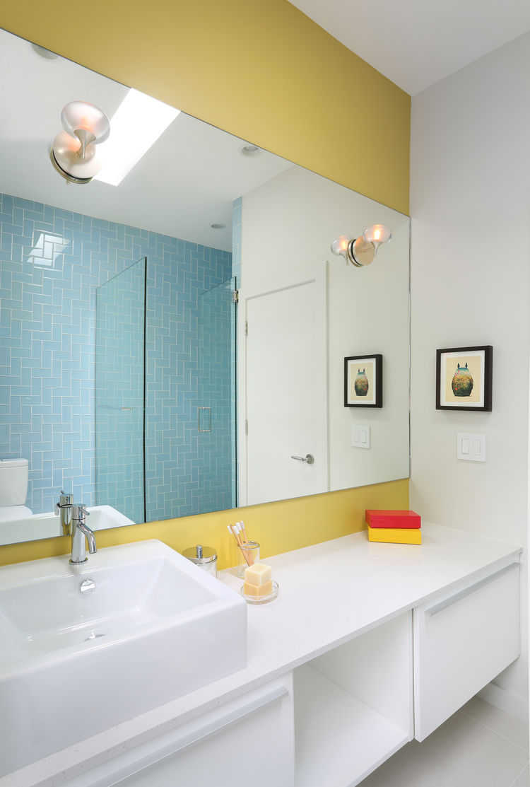 george residence interior bathroom