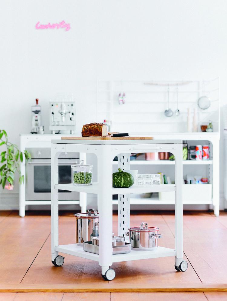 Naber concept kitchen portable rental modular