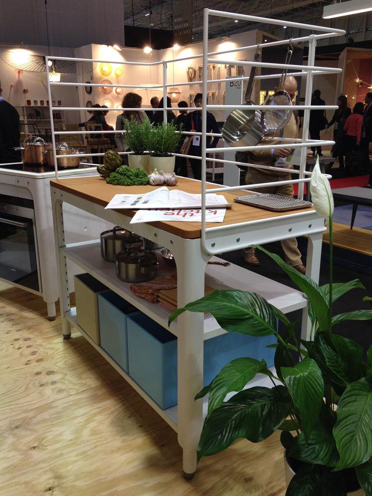 Naber Concept kitchen Kilian Schindler industrial design customization