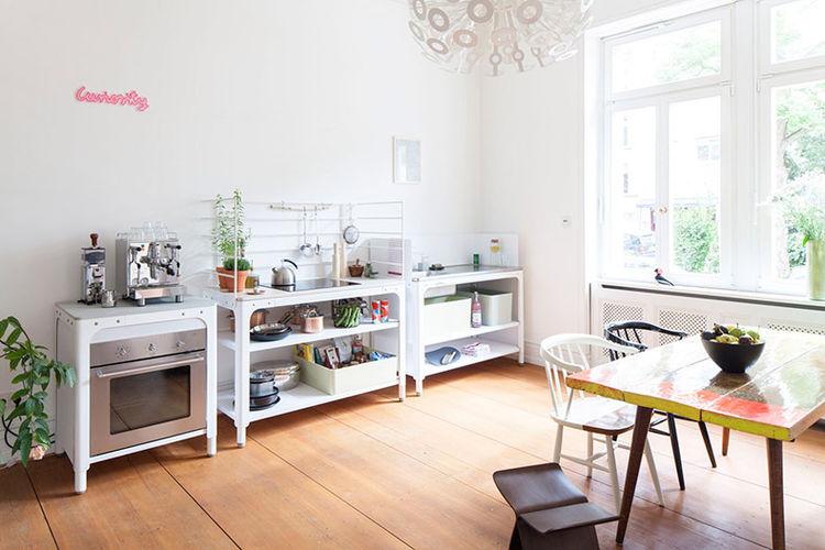 red dot design award iF design award Naber concept modular industrial kitchen