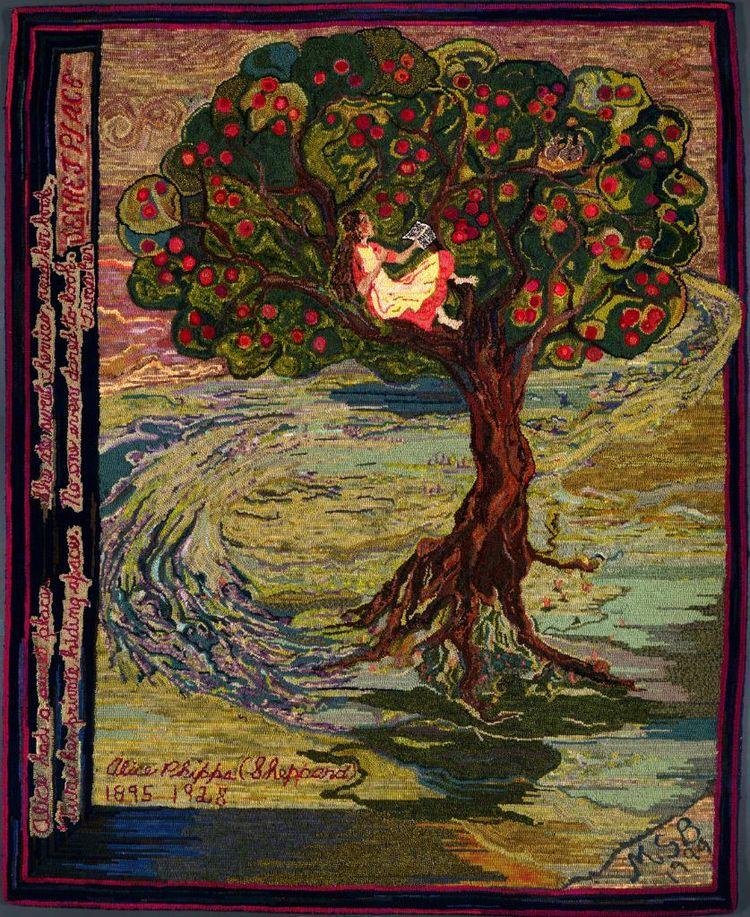 Mary Sheppard Burton Collection