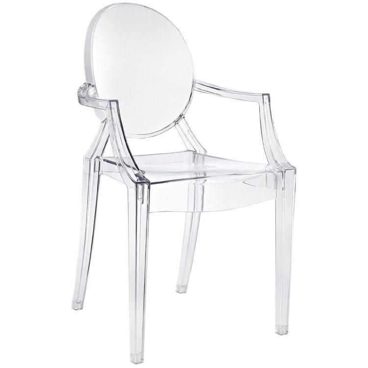 designer spotlight philippe starck ghost chair