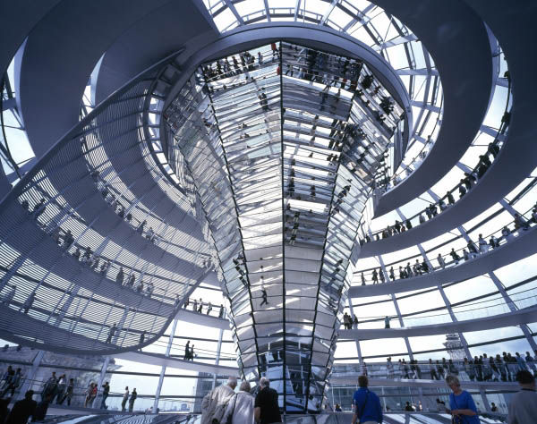 The Reichstag by Norman Foster