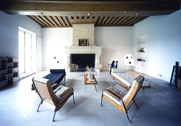 Massimiliano Fuksas Doriana Paris apartment